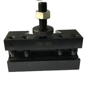 turning boring and facing holder for america type quick change tool post