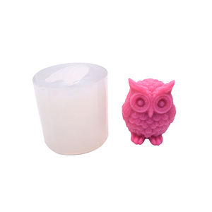 New Design Factory Price High Quality Handmade Silicone Candle Molds