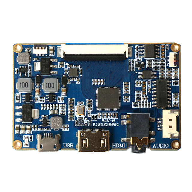 OEM lcd controller board HDMI design customize HDMI to MIPI driver board running for dual screen DIY
