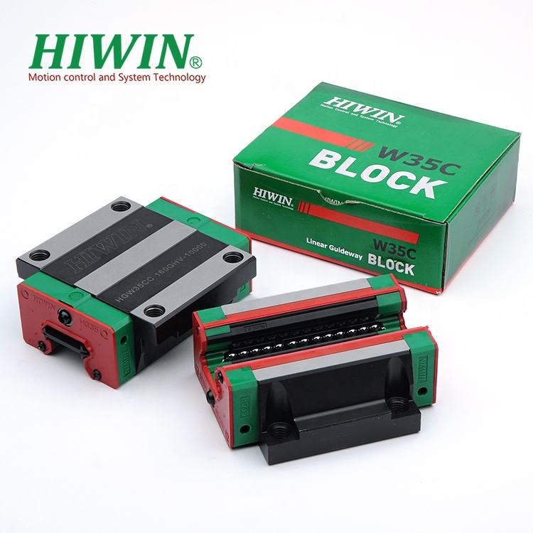 Free Shipping of Taiwan HIWIN Heavy Duty 3000mm Precise CNC Linear Guide Rail Way