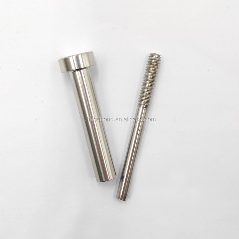 Stainless Steel 316 Cable Railing,Invisi-Stud and Receiver Combined