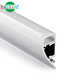Aluminum LED Profile as Wall Light Extruded Channel for Indirect Light Uptowards