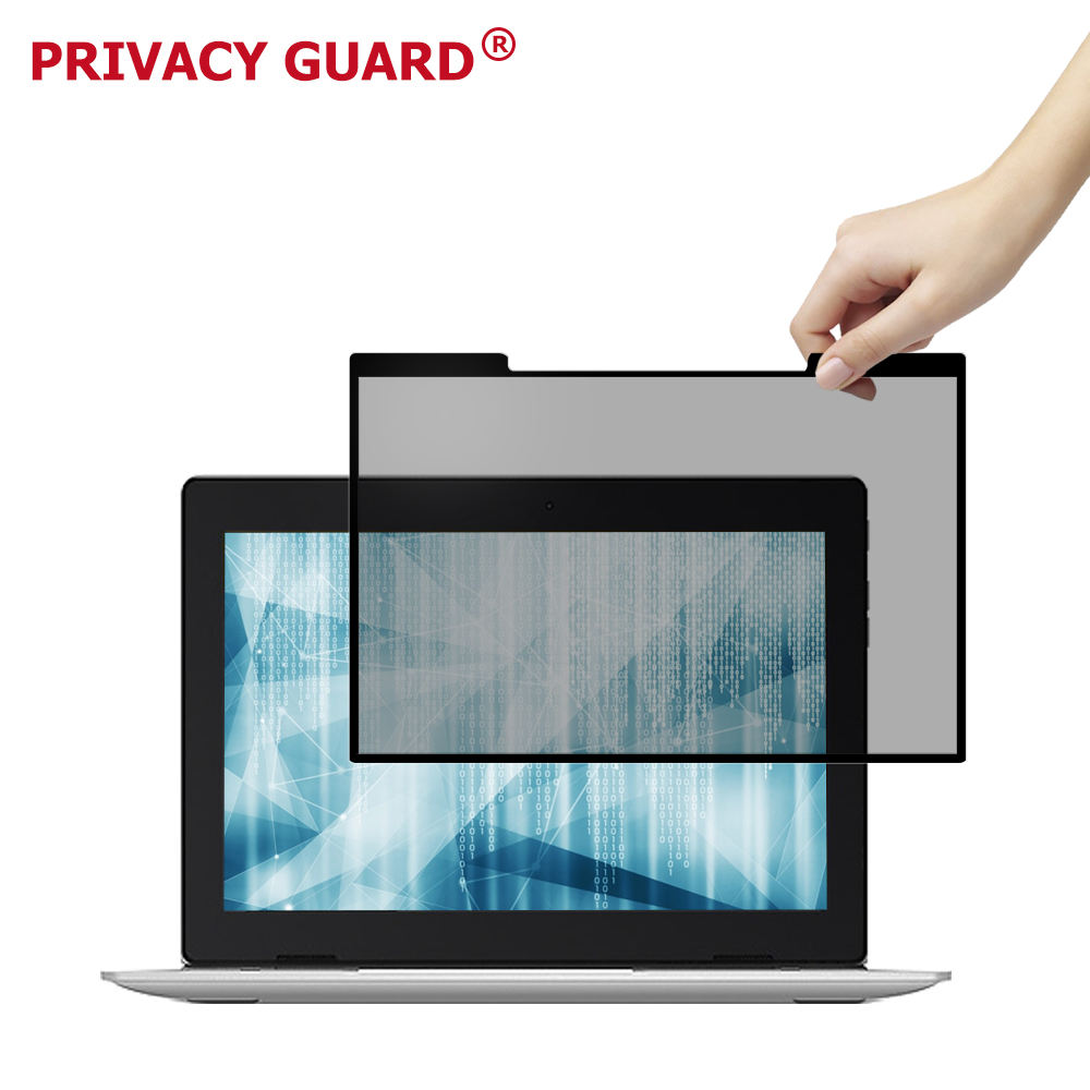 "Laptop 10.1 inch With Black Frame Privacy Filter Anti Peeping Anti Glare Privacy Film 10.1"" 230*137 mm Privacy Screen Protector"