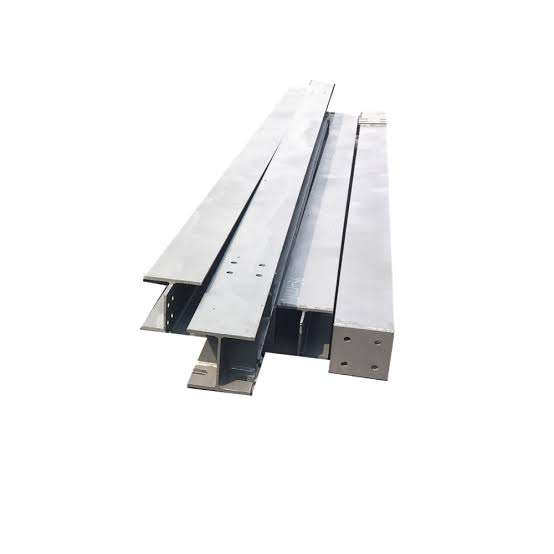Hot sale light steel building structure materials for construction