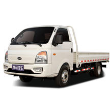KAMA 2020 new vehicle 2 Ton Cargo Truck with double cab