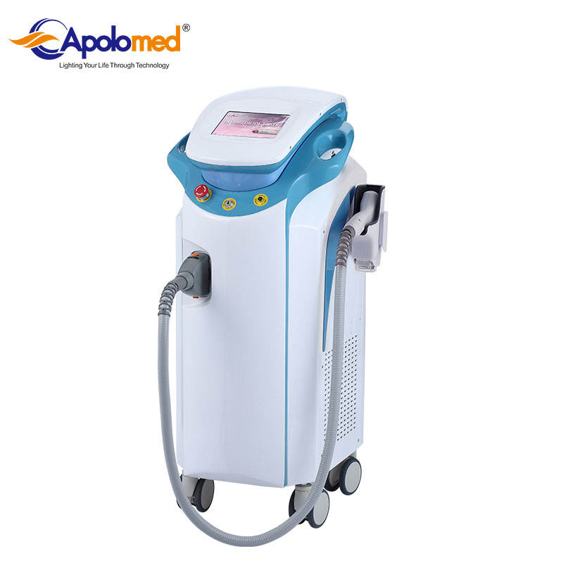 Diode Laser Hair Removal Jerman LED Rambut Removal Mesin Laser