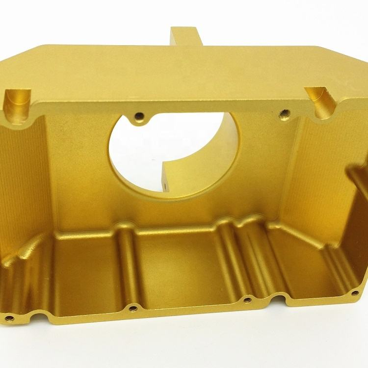 Custom brass aluminum cnc metal parts machined rapid prototype