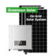 China pv supplier 30kva solar energy systems 30kw 20kw 10kw 5kw solar panel kit set for home