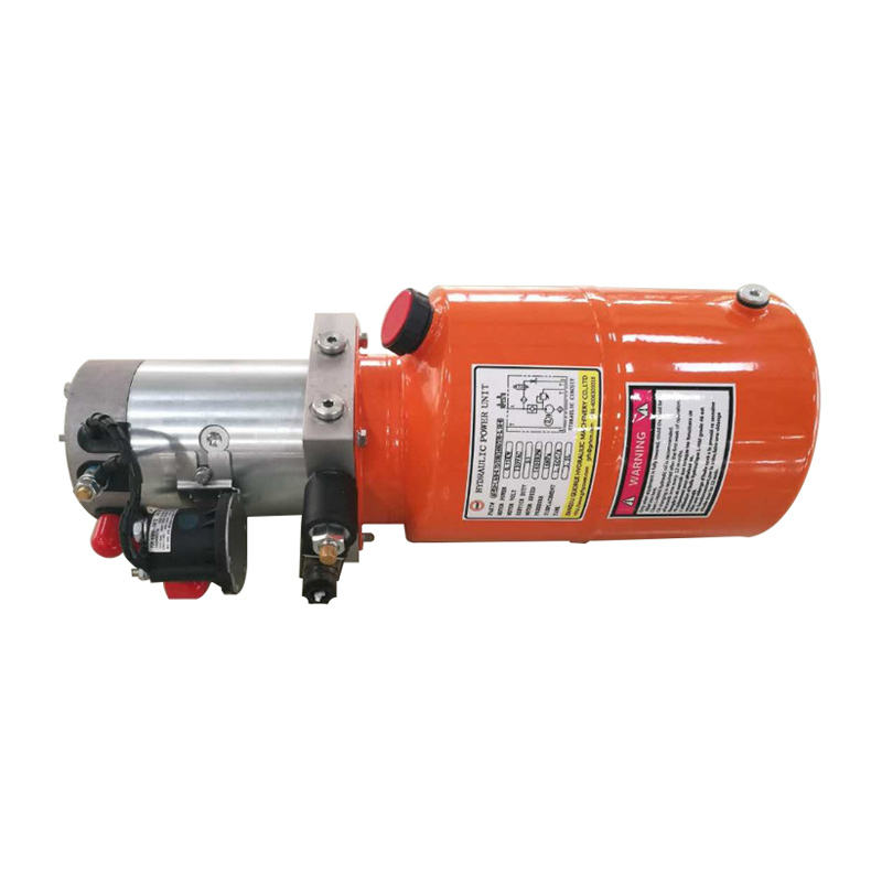 Best selling hot chinese products 12v dc mini hydraulic power units 24v with hand pump