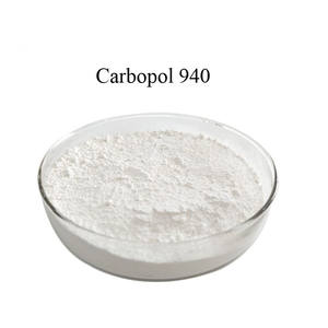 Factory Supply Raw Material carbopol 940 Polymer Gel Powder /Carbomer Carbopol 940