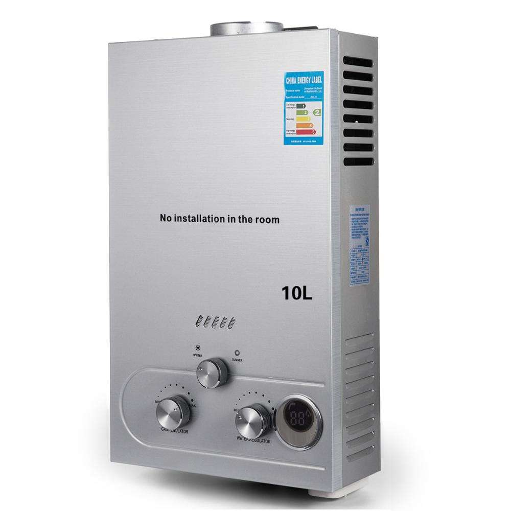 10L Natural Gas Hot Water Heater