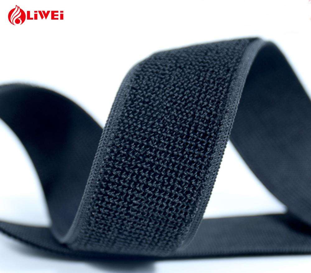 Factory price Nylon rubber blend shooting Fastener Hook and Loop Tape