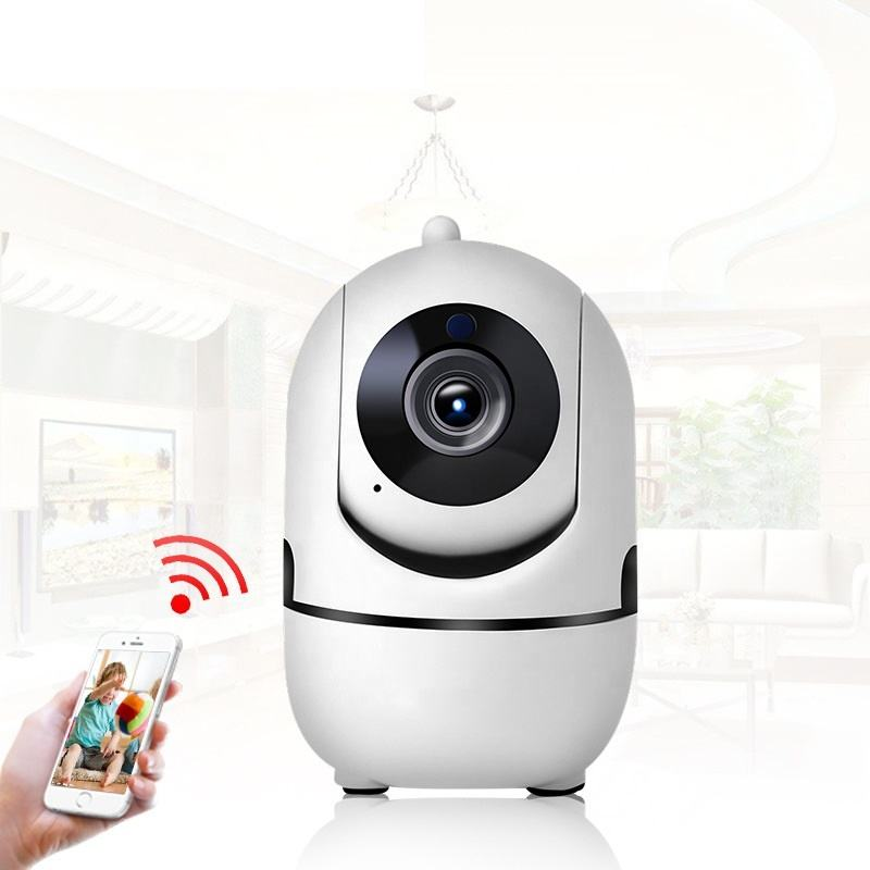 2019 Sunivision 2 .0 pixel 1080P Mini Wifi Spy Camera in ycc365 app Baby Monitor with Two-way Audio body tracking