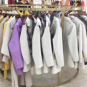 High quality cotton clothing stocklot garments wholesale stock women clothes