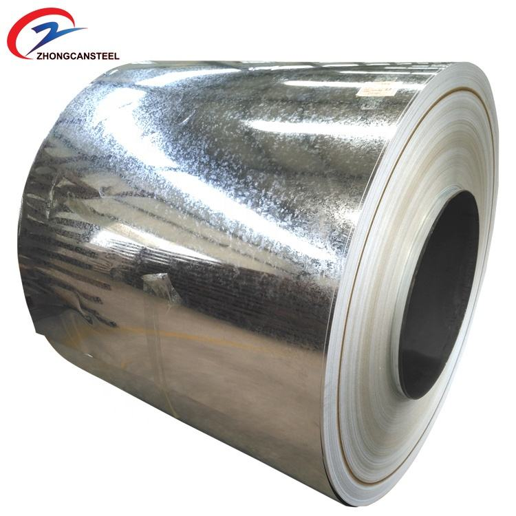 Galvanized Coil Type And Cold Rolled Technique CRGO Electrical Steel Silicon Sheet