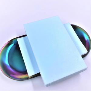 customize logo concentrated organic laundry detergent sheets strips
