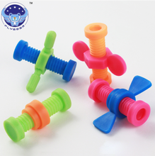 Fidget pencil topper finger fidget  relieve the stress toy