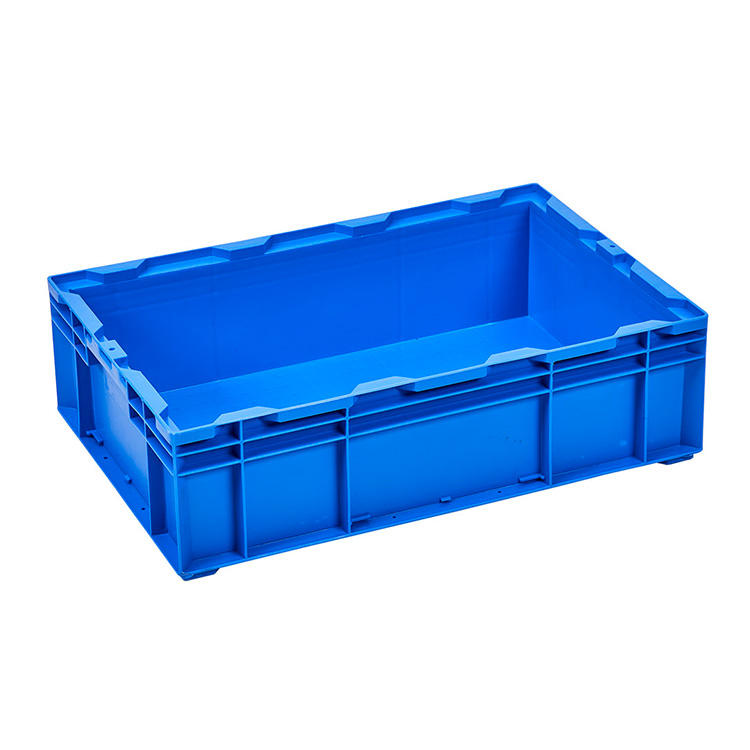 Eco friendly storage anti static logistic plastic totes turnover box