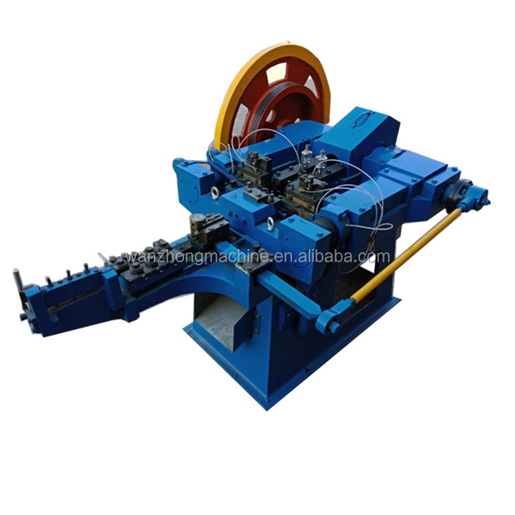 automatic wire nails machine