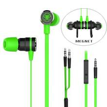 PLEXTONE G20 Professional Music Headphone In-ear E-sport Gaming Earphone With Retail Package