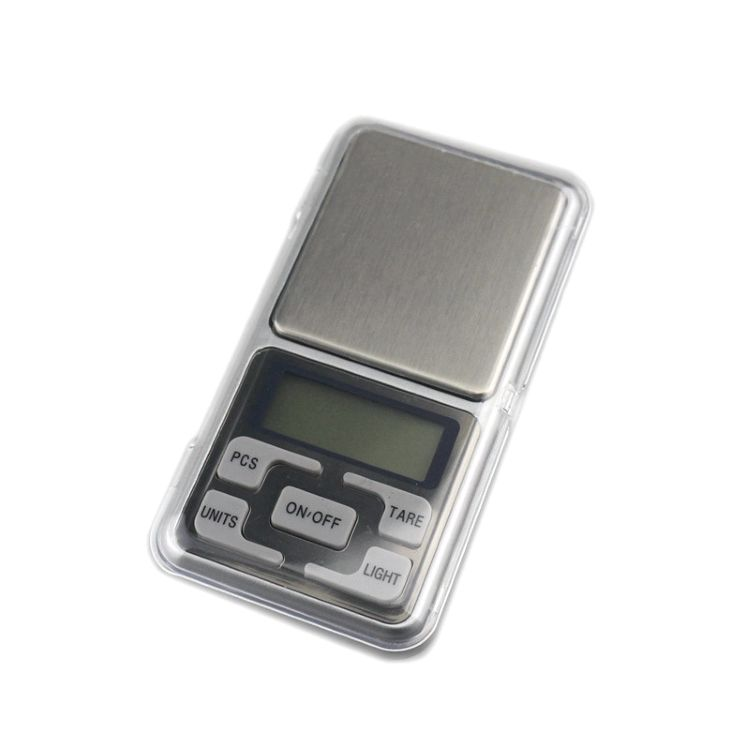 LCD mini digital portable body pocket weighing scale