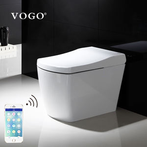 Modern bathroom intelligent products smart electrical toilet