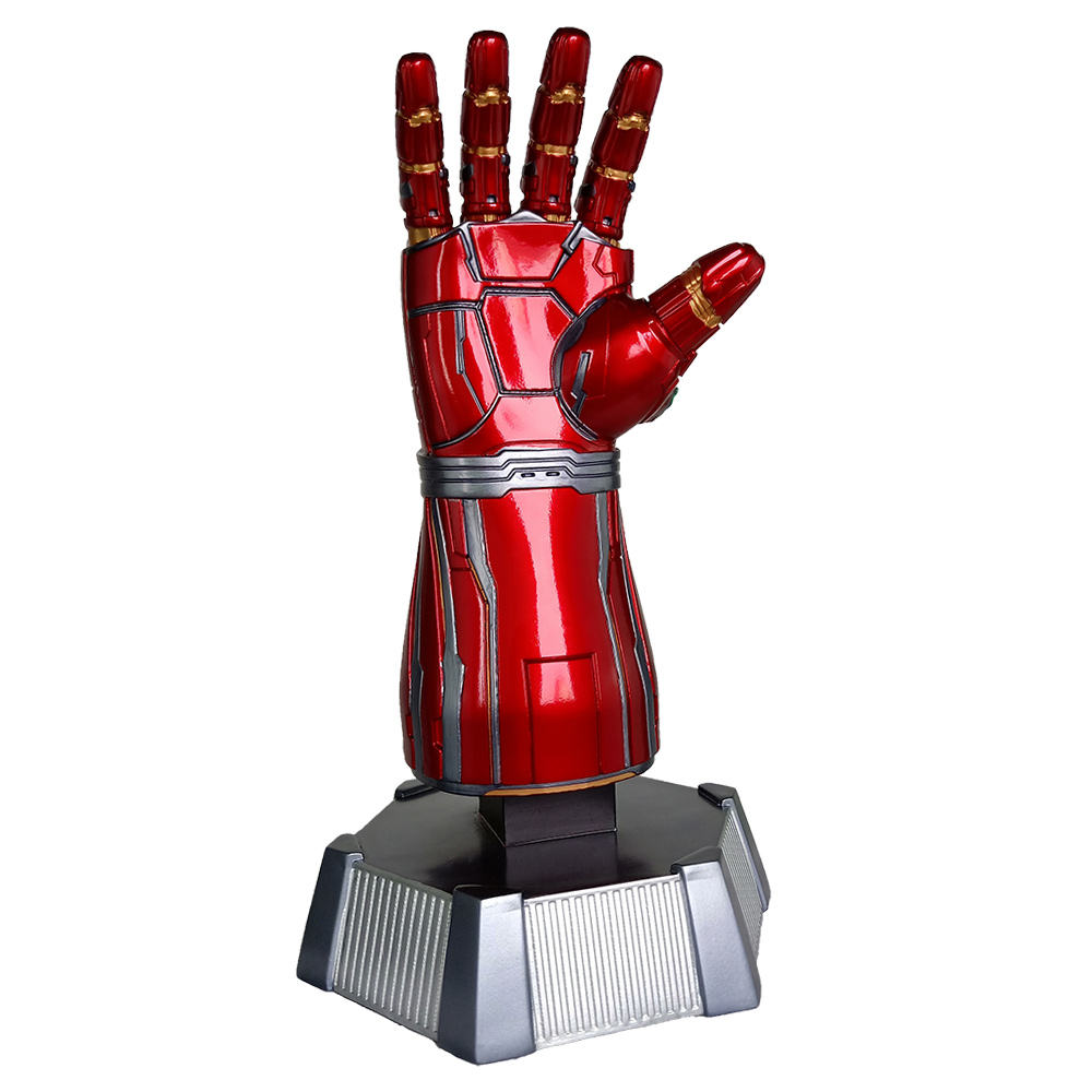 Iron Man Infinity Gauntlet Hars Standbeeld Gk Model Collectible Action Figure