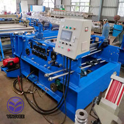 Straighten and cutting machine/cut to the length machine