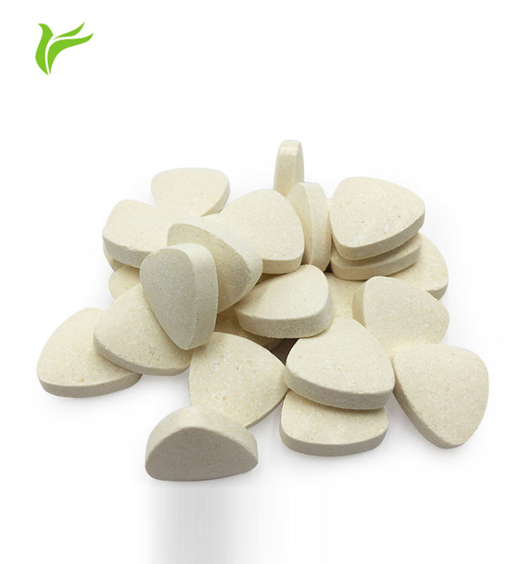 OEM Service Food Grade Pure Probiotics Organic Promote Digestion Probiotics Tablets