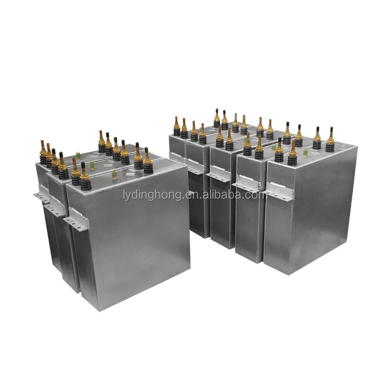 1200V high power Chinese water-cooled capacitor for induction furnace