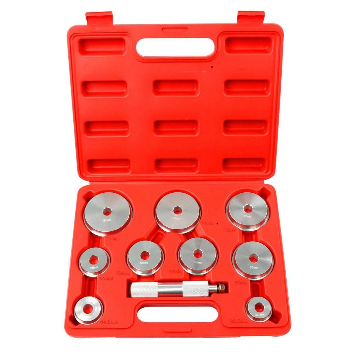 10 шт. алюминиевый подшипник гонки и печать драйвер установить мастер комплект вал и адаптер