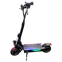 2019 MAIKE KK4S dual motor off road 60v 20ah lithium battery 3200W electric scooter