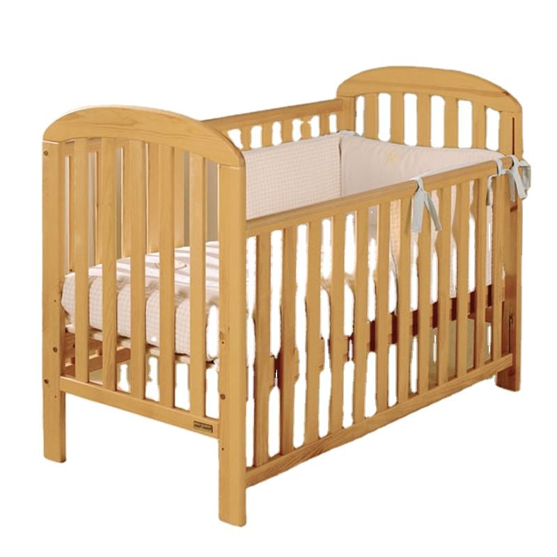 New Design Wooden Baby Crib Quality Products Made in China