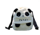 Cute cartoon plush panda bag boys and girls backpack primary school travel backpack