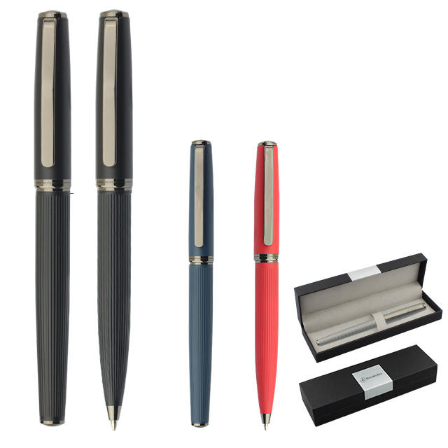Business Executive Office Metal Pen/Metal Pen with Logo as Gift
