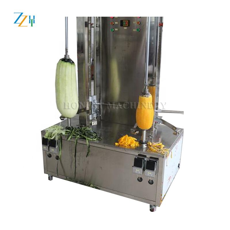 China Manufacture Papaya Peeling Machine / Pumpkin Peeling Machine / Watermelon Peeler