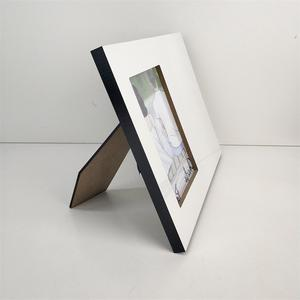 sublimation blank custom wood photo frame 4x6