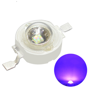 Czinelight High Quality High Power led hpl 1w uv Epileds Smd 392nm 395nm 1W 3W Purple Uv Led Lamps