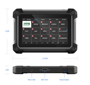 Xtool EZ300 Pro Diagnostic Scanner Diagnostic System Engine ABS SRS TPMS OBDII Code Reader