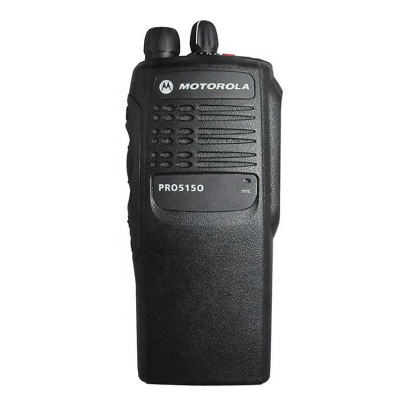 New Black Replacement Front Housing  Case For Motorola Radio PRO5150