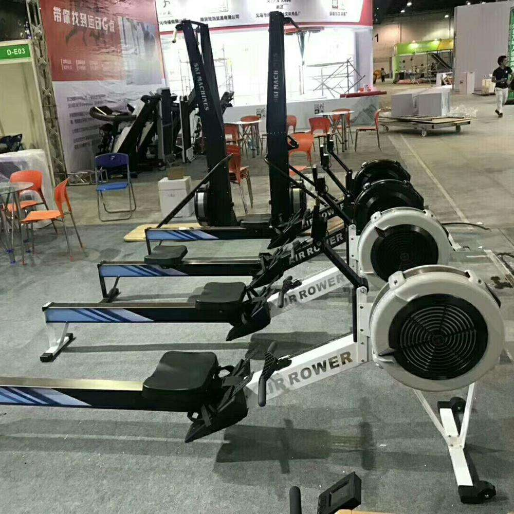 Made in China newest fitness equipment / Body Building Trainer XZ-670 Rowing Machine