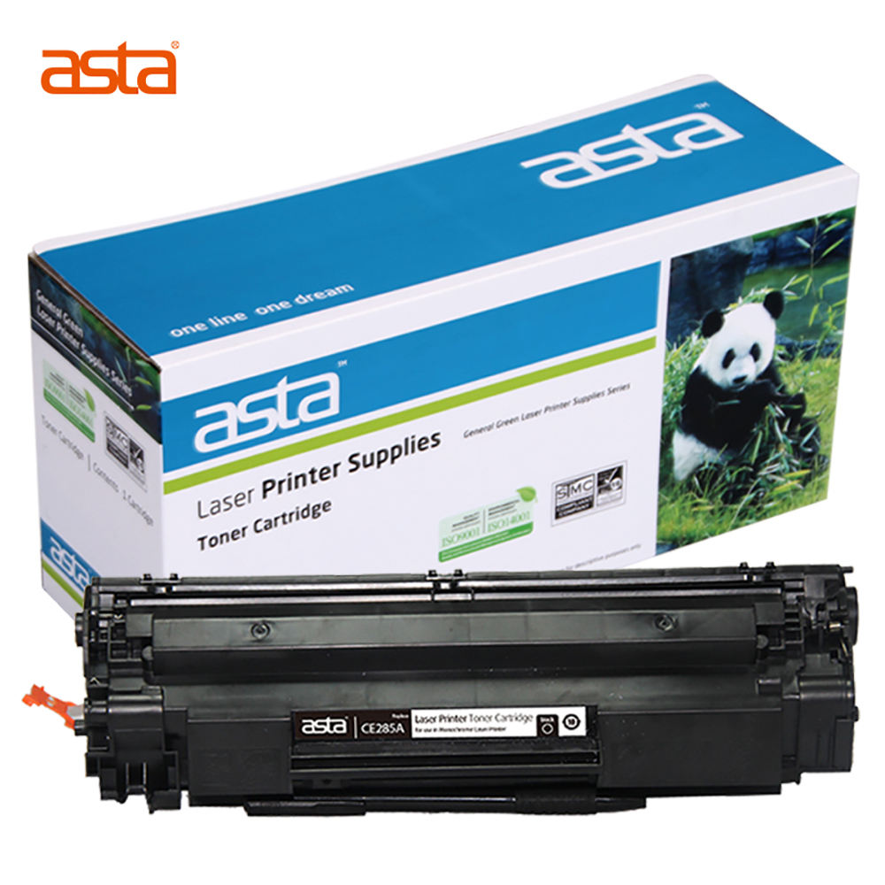 ASTA Supplier Wholesale Compatible For HP Laser Printer Cartridge Toner CE285A 285a 85a