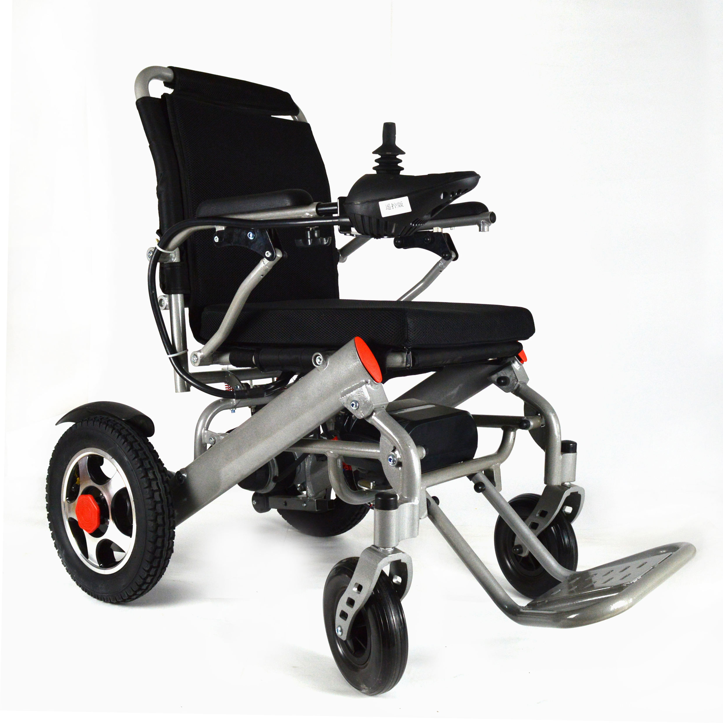 Wheelchair electric Folding Wheelchair motor Travel Wheel Chair For the Aged