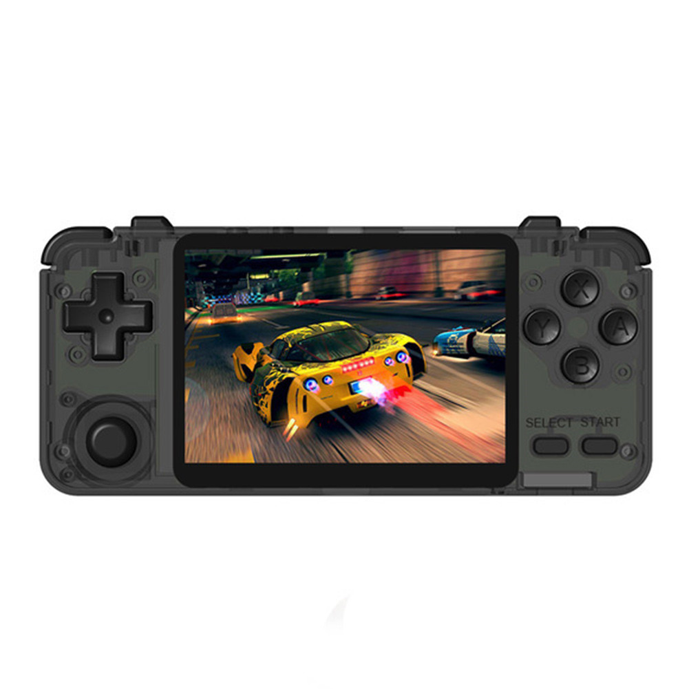 RK2020 Retro PSP Game Controller Handheld Portable Box with 3.5-inch IPS Screen Multi-function Video Game player Console