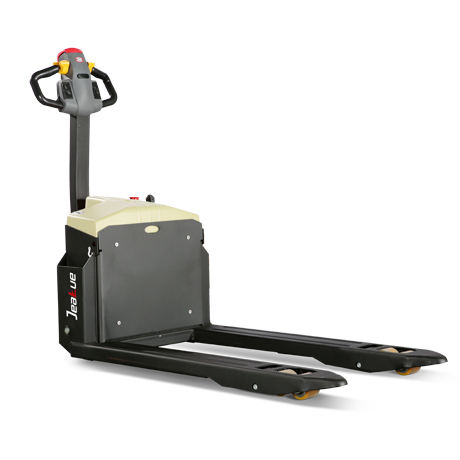 Jeakue titan 1500kg 2000kg Electric Pallet Truck in hot sale