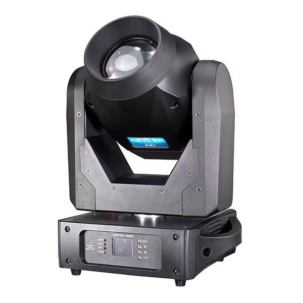Joyfirst LED 150W Beam Spot Wash Zoom 4 in 1 Moving Head Stage Light for DJ Wedding