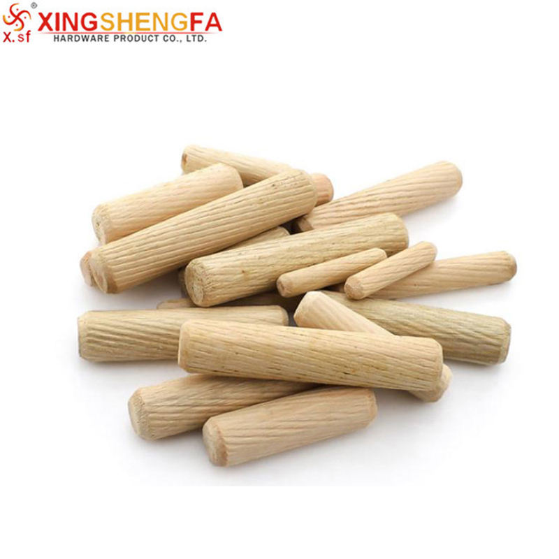 Furniture Fittings Wooden Dowel Pins Rod