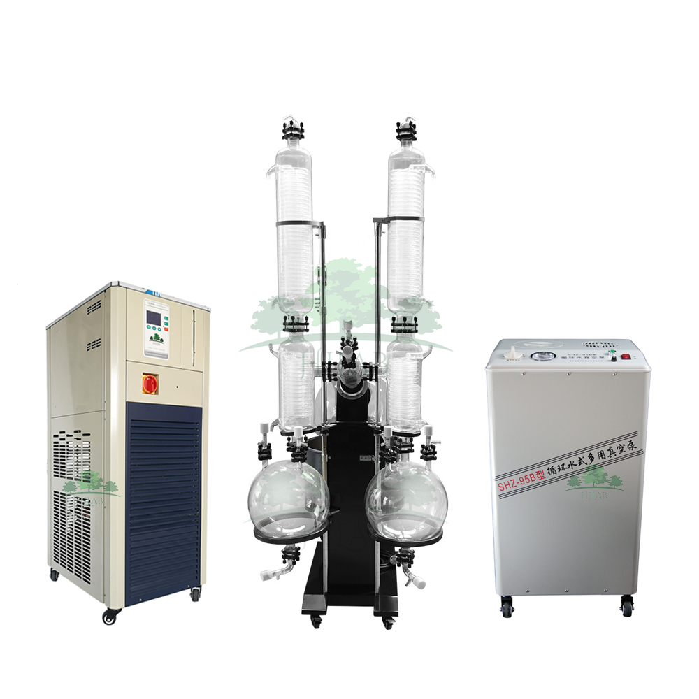 HOT SALE 10L 20L 50L Rotary Evaporator from China