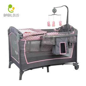 Play Yard Crib Play Yard Crib Suppliers And Manufacturers At Alibaba Com