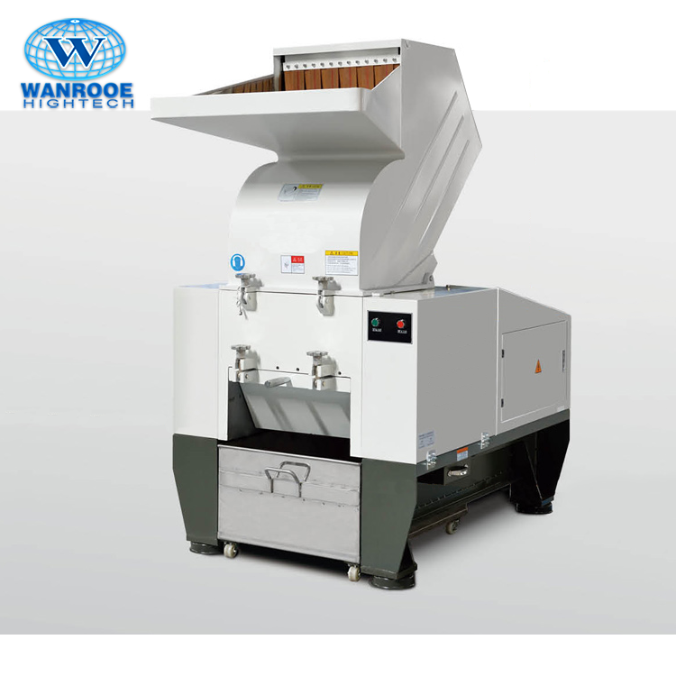 Waste Copper Wire Shredder Cable Crusher Machine
